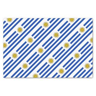 Flag of Uraguay Tissue Paper