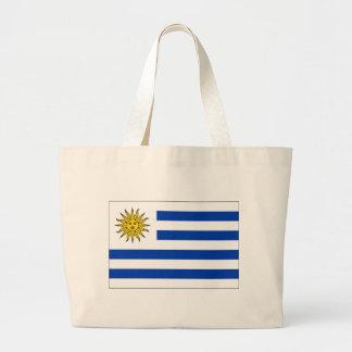 Flag of Uruguay Bags