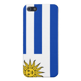 Flag of Uruguay iPhone 5/5S Covers