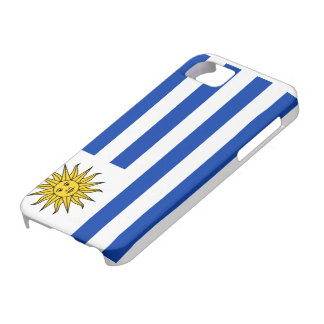 Flag of Uruguay iPhone 5 Covers