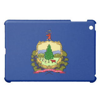 Flag of Vermont Case For The iPad Mini
