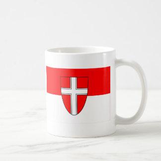 Flag of Vienna, Austria Coffee Mug