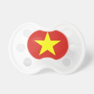 Flag of Vietnam - Quốc kỳ Việt Nam Pacifier