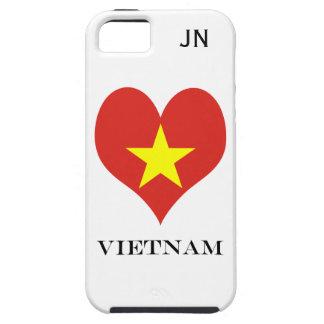 Flag of Vietnam Tough iPhone 5 Case