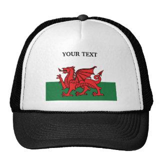 Flag of Wales Cap