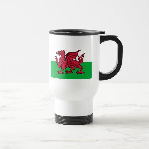 Flag of Wales Coffee Mug