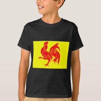 Flag of Wallonia T-Shirt