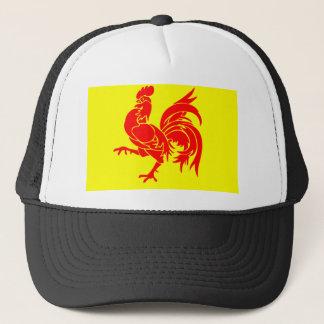Flag of Wallonia Trucker Hat