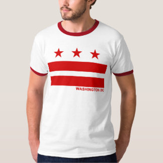 Flag of Washington DC T-Shirt