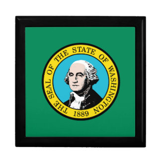 Flag of Washington State Gift Box