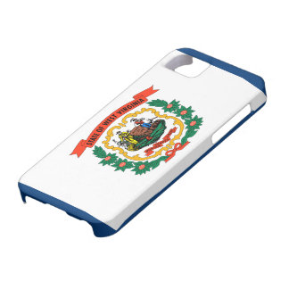 Flag of West Virginia iPhone 5 Case