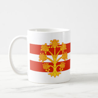 Flag of Westmorland Coffee Mug
