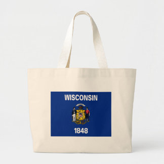 Flag of Wisconsin Bags