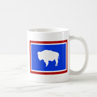Flag of Wyoming Coffee Mug