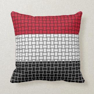 Flag of Yemen Cushion