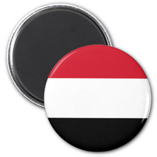 Flag of Yemen Magnet