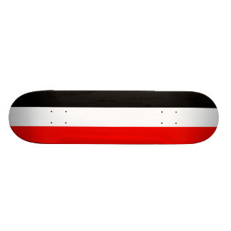 Flag of Yemen Skate Deck