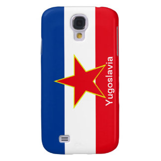 Flag of Yugoslavia Galaxy S4 Case
