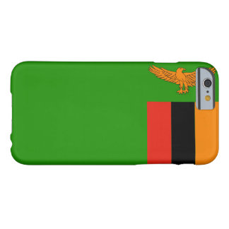 Flag of Zambia Barely There iPhone 6 Case