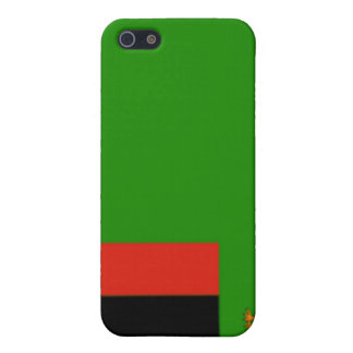 Flag of Zambia Case For iPhone 5