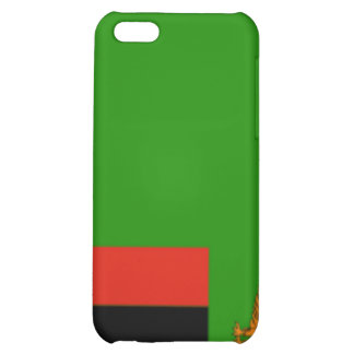 Flag of Zambia iPhone 5C Cover