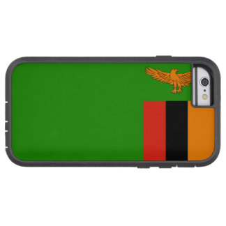 Flag of Zambia Tough Xtreme iPhone 6 Case