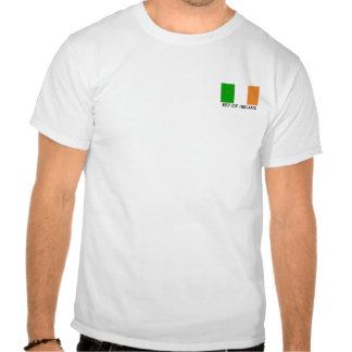 Flag Republic of Ireland, REP OF IRELAND T-shirts