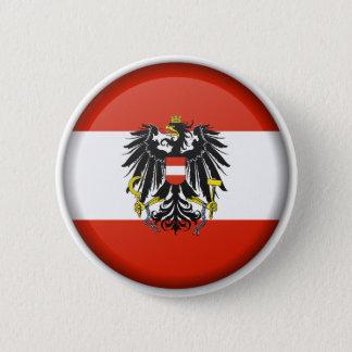 Flag Standard, 2¼ Inch Round Button
