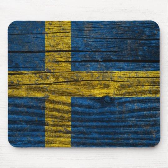 Flag - Sweden Mouse Mat