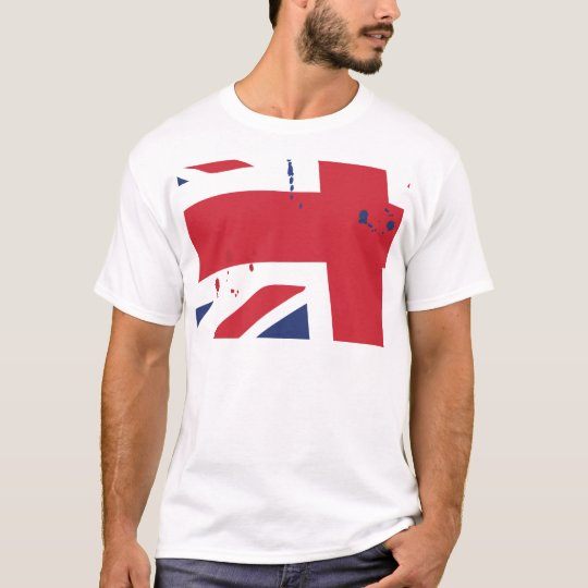 Flag the U.K. English London T-Shirt