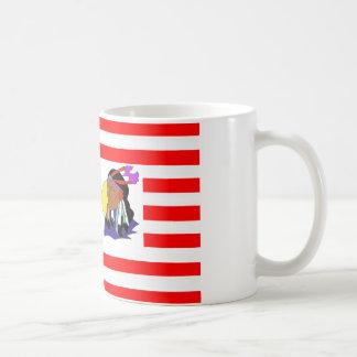 FLAG the USA INDIAN 1.PNG Mug