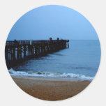 Flagler Beach Pier Stickers