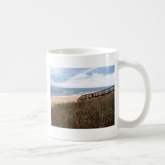 Flagler Beach Walkway Coffee Mug