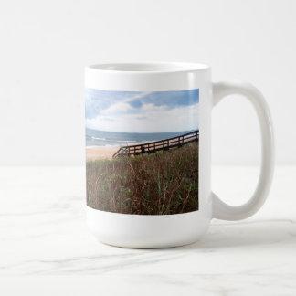 Flagler Beach Walkway Mug