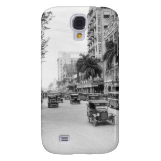 Flagler Street, Miami, 1920s Galaxy S4 Case