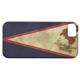 Flags - American Samoa iPhone 5 Case