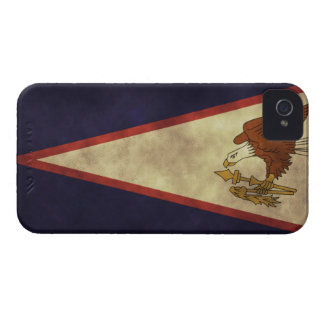 Flags - American Samoa iPhone 4 Case-Mate Cases