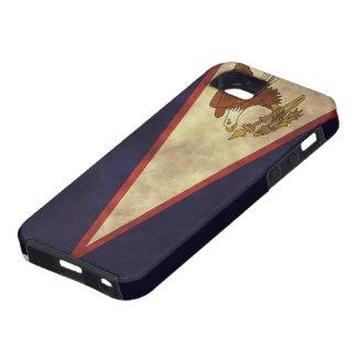 Flags - American Samoa Tough iPhone 5 Case