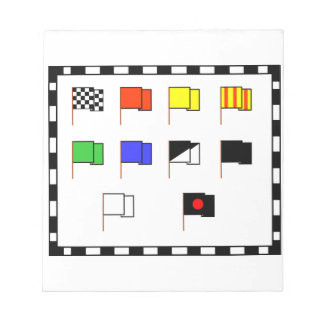 """""""Flags"""" by Flagman Notepad"""