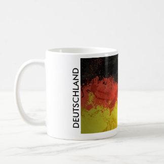 Flags: Germany Basic White Mug