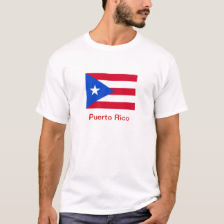 Flags of Puerto Rico T-Shirt