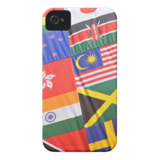 Flags of the world iPhone 4 cover