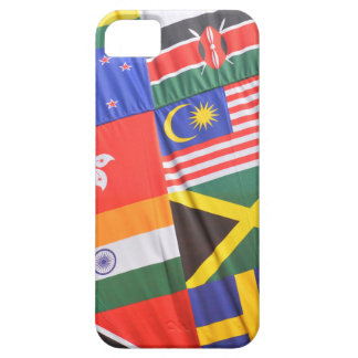Flags of the world iPhone 5 covers