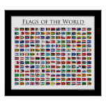 Flags of the World - Poster updated 2011
