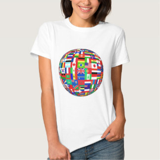 Flags of the World T-shirts