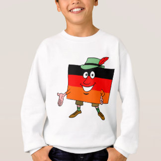 Flags say who they are sweatshirt
