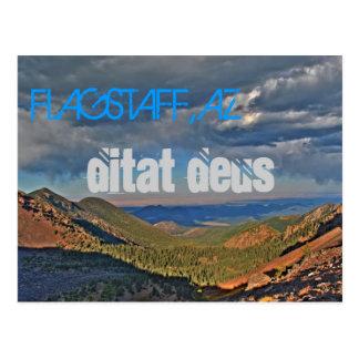 Flagstaff, AZ Postcard