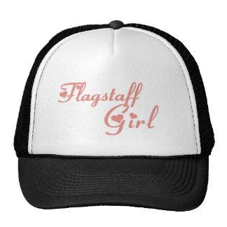 Flagstaff Girl tee shirts Mesh Hats