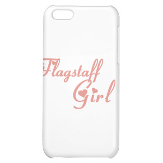 Flagstaff Girl tee shirts Case For iPhone 5C