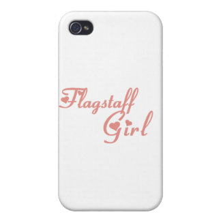 Flagstaff Girl tee shirts Covers For iPhone 4